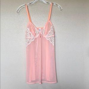 Gilligan & O'Malley Women's Lace Babydoll